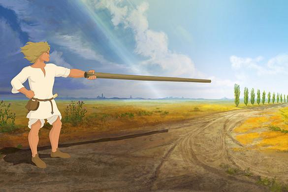 Szeptemberben mutatják be a Toldi-rajzfilmsorozat első részeit