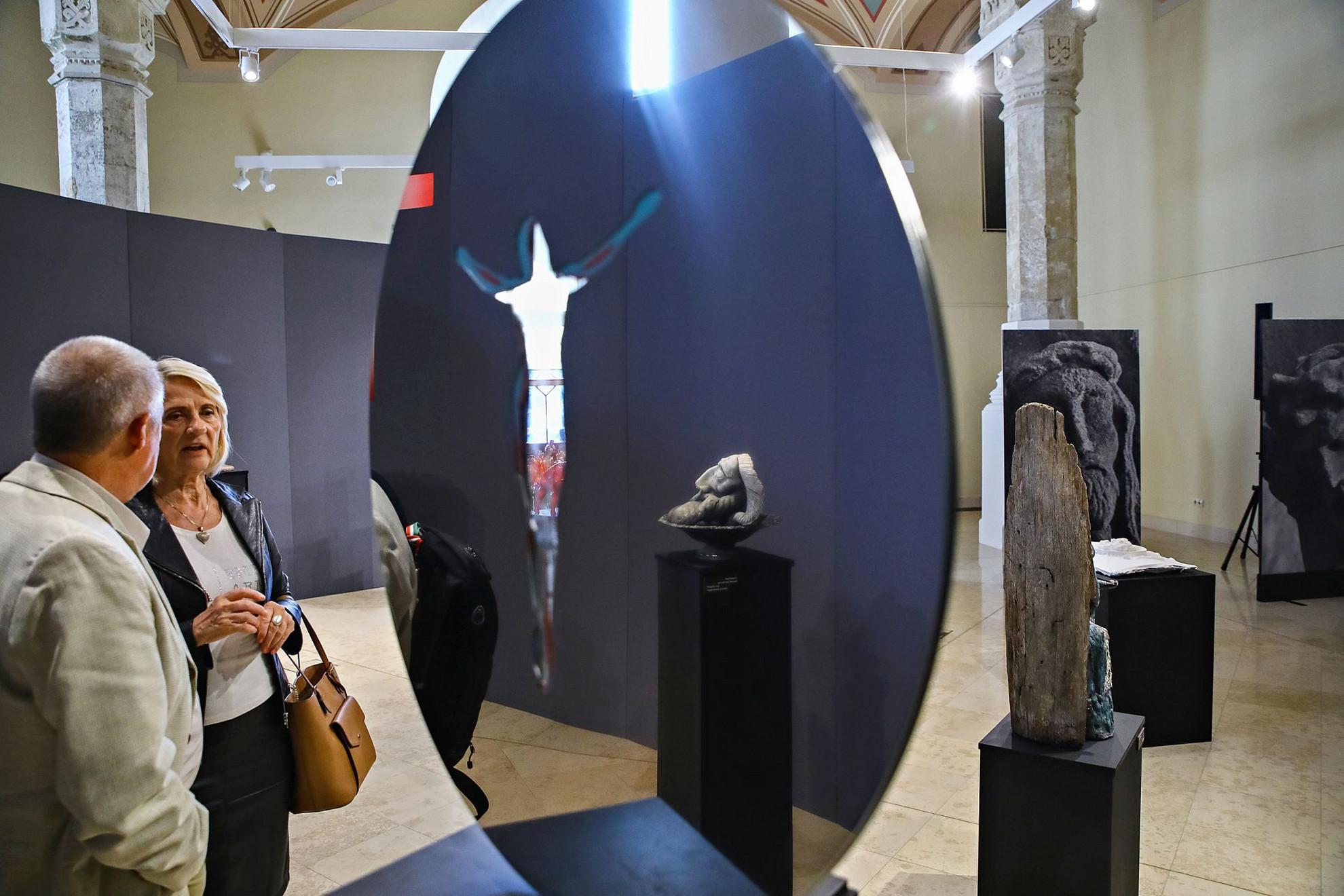 Az átlényegülést és a hitet is meg tudták jeleníteni a művészek