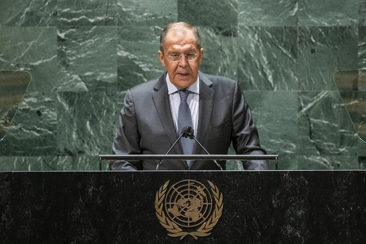 Lavrov: Nem szerepel napirenden a tálibok elismerése