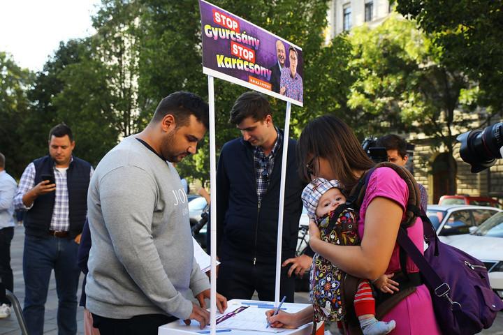 Az emberek feledékenységére építi kampányát Gyurcsány
