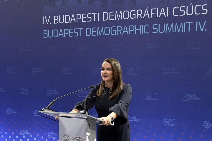 Novák Katalin: A családokat nem lehet felülírni