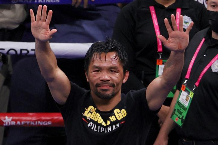Pacquiao ismét visszavonul és indul a Fülöp-szigeteki elnökválasztáson
