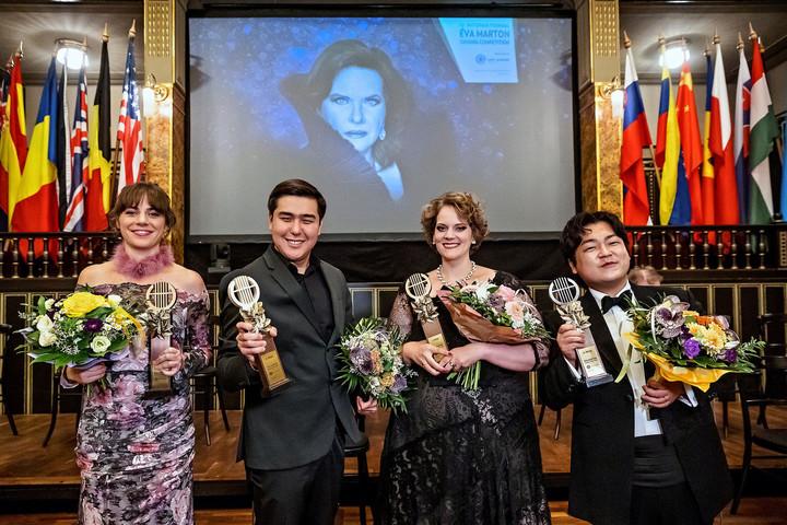 Szerb énekes lett a IV. Marton Éva Énekverseny győztese