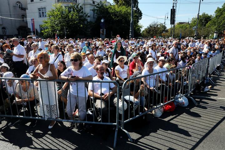 Több százezren vettek részt a zárómisén