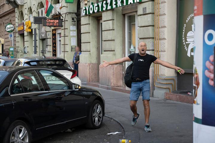 Megütötték a Fidesz józsefvárosi alelnökét