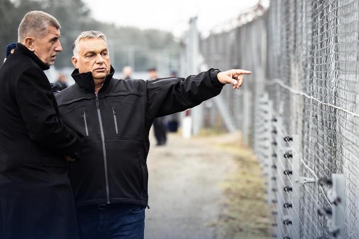 Orbán: Nőni fog a nyomás a határon