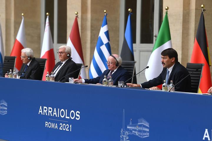 Áder közös uniós fellépést sürgetett a migráció, a klímaválság és az államadósság kezelése ügyében