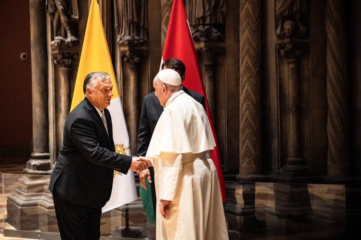 """""""Arra kértem Ferenc pápát, hogy ne hagyja elveszni a keresztény Magyarországot"""""""
