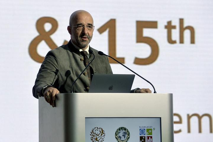 Elkezdődött a Vadbiológusok Nemzetközi Uniójának kongresszusa Budapesten