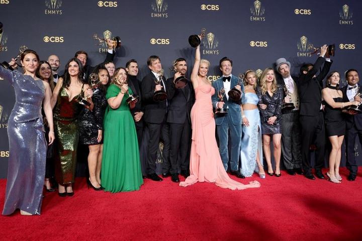 A korona és a Ted Lasso tarolt az Emmy-díjátadón