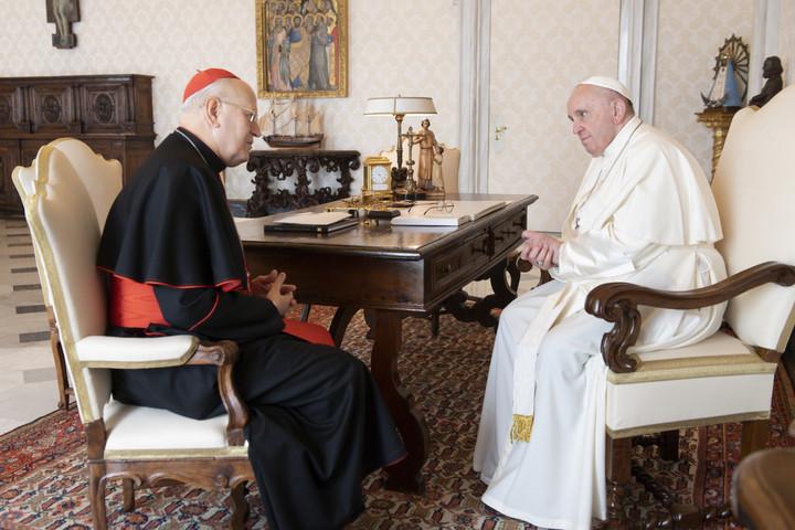 Ferenc pápa nagyon pozitívan értékeli találkozóját Orbán Viktorral és Áder Jánossal