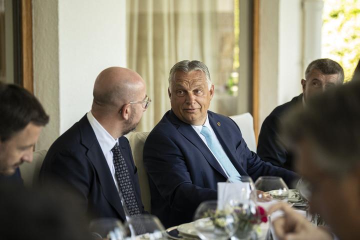 Orbán: A nemzetállamok döntsenek a migrációról