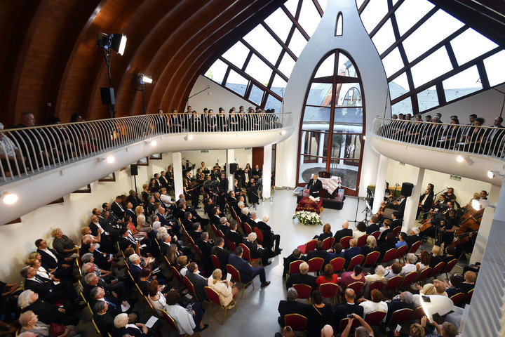 Orbán: Minden új templom bástya a nemzet szabadságáért és nagyságáért folyó küzdelemben