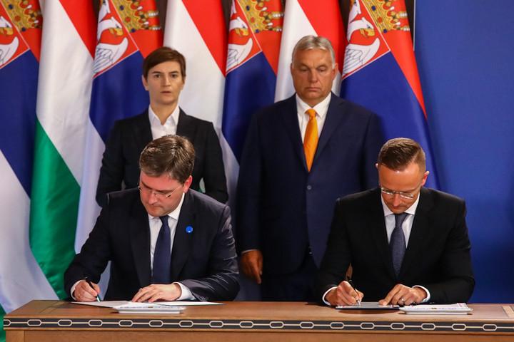 Magyarország és Szerbia is jelentősen profitál az együttműködésből