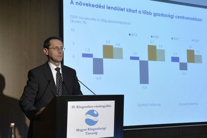 Rekordmagas lehet a gazdasági növekedés