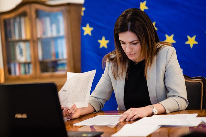 Varga Judit: Kettős mércét alkalmaz az EU hazánkkal szemben