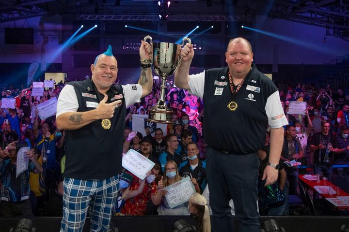 Skócia nyerte a darts-csapatvilágbajnokságot