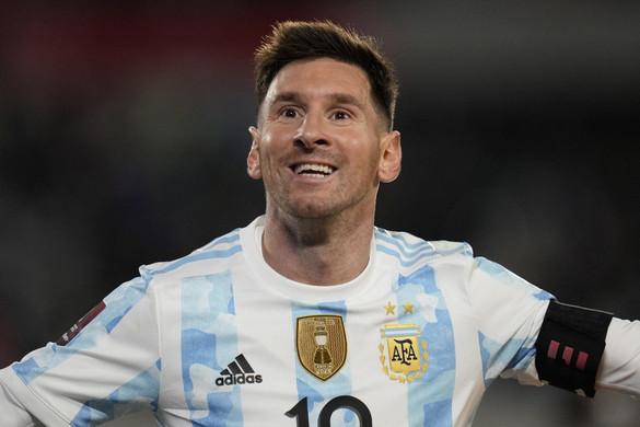 Messi mesterhármasával megdöntötte Pelé csúcsát