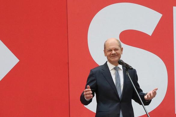 Az SPD kapta a legtöbb szavazatot, de nagyon szoros az eredmény
