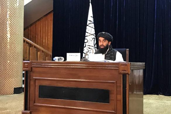 Megalakult a tálibok átmeneti kormánya