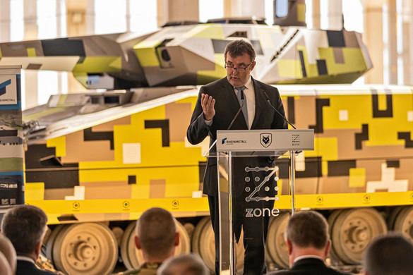 Újraépül a magyar védelmi ipar