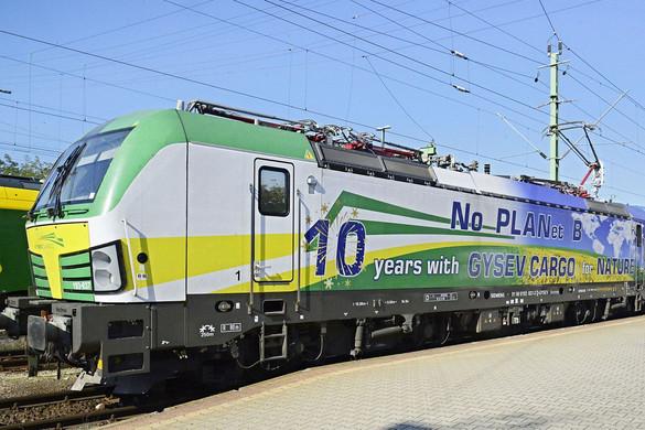 A közlekedésfejlesztés középpontjában a vasút