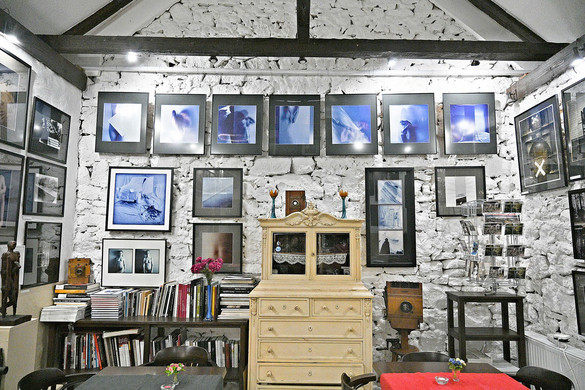 A salföldi Pajta Galéria jubileuma