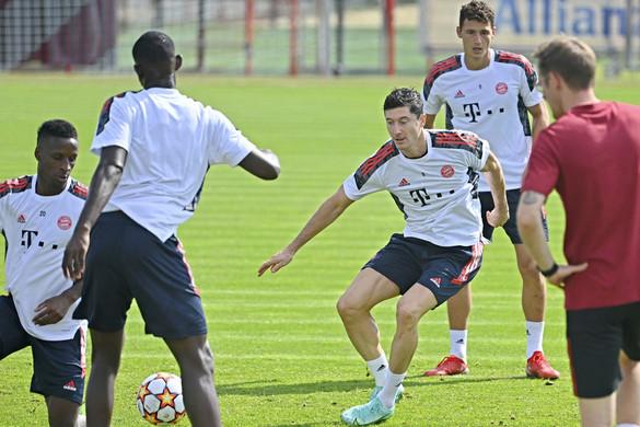Bevetésre kész a gólerős Lewandowski