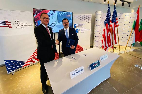 Magyarországra hozza az Alapjogokért Központ Amerika legnagyobb konzervatív rendezvényét