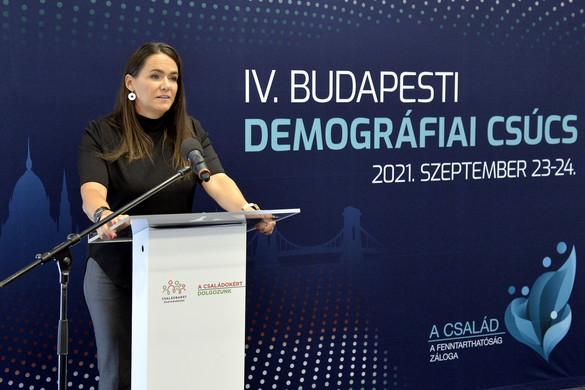 Magas szintű résztvevői lesznek a IV. Budapesti Demográfiai Csúcsnak