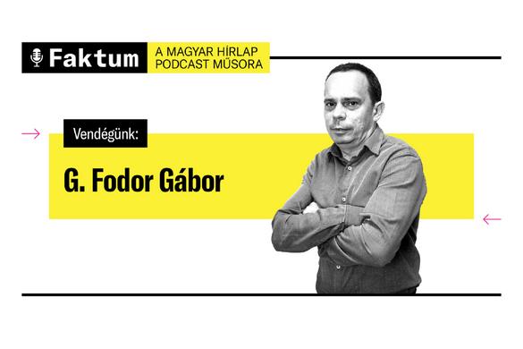 G. Fodor Gábor: A baloldalnak mindig van lejjebb