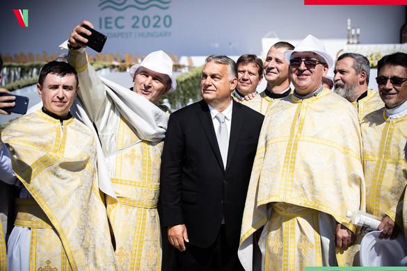 Orbán Viktor: Pillanatképek a Nemzetközi Eucharisztikus Kongresszusról
