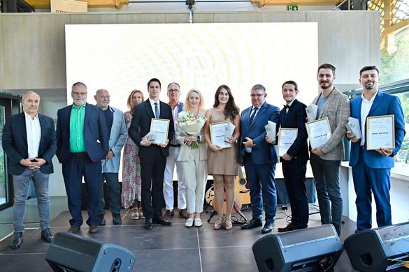 Junior Prima díjakat osztottak ki