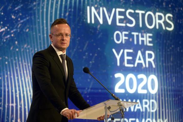 """""""A beruházási rekord újabb bizonyítéka annak, hogy sikeres a kormány stratégiája"""""""