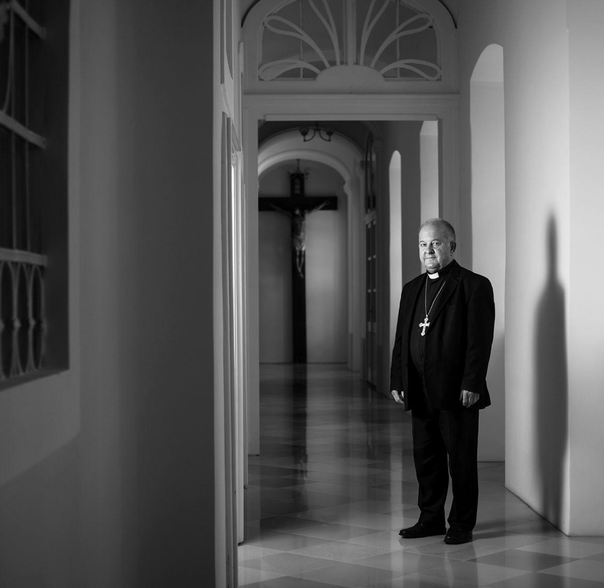 """""""…nem úgy voltam, mint Szent Pál, aki egyházüldöző volt, aztán a földre terült, és megvilágosodott…"""""""