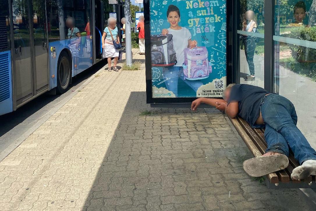 Korábban is volt hajléktalan-probléma Budapesten, de Karácsony városvezetése alatt egészen más dimenziók nyíltak meg