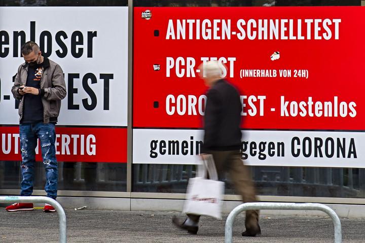 Fizetősek lettek a német tesztek