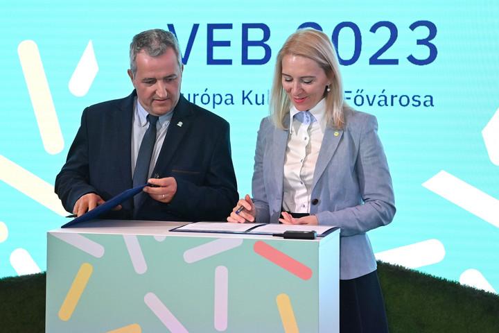 Veszprém kiváló helyszín lesz az EKF-programoknak