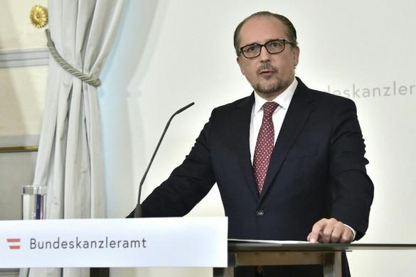 Beiktatták hivatalába az új osztrák kancellárt