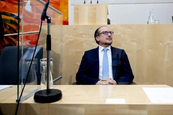 Kurz politikájának folytatását ígérte az új osztrák kancellár