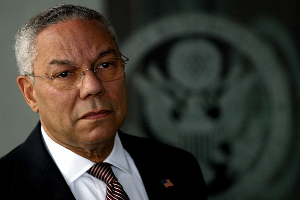 Elhunyt Colin Powell, volt amerikai külügyminiszter