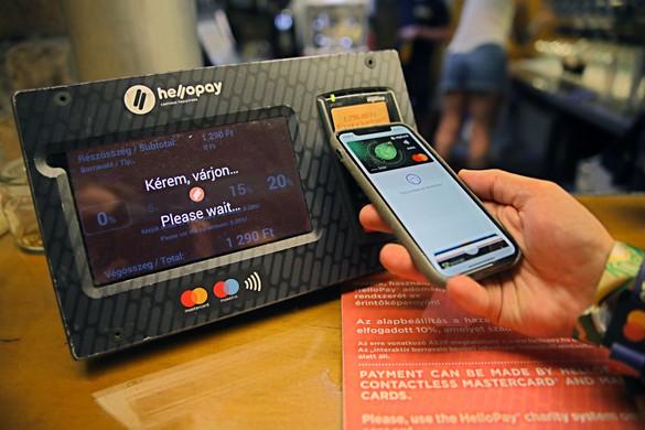 Biztonságosak, kényelmesek az elektronikus fizetési módok