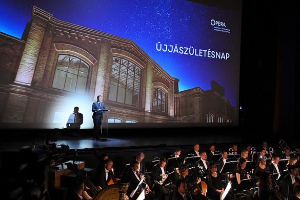Budapest kulturális újjászületésének jelképe