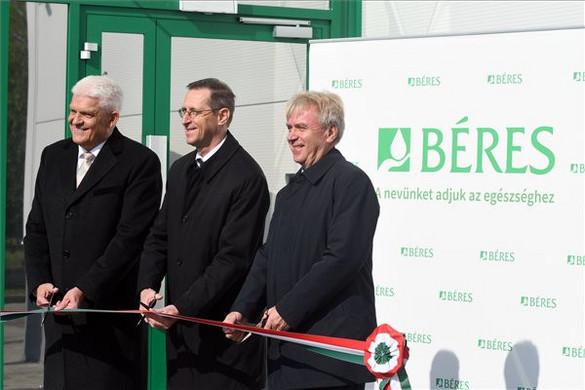 Az erős magyar gyógyszeripar nemzetgazdasági érdek