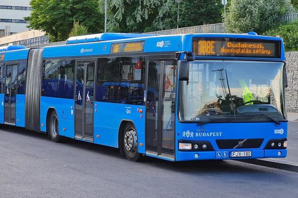 Fürjes: A rövidebb menetidő érdekében lesz szakaszos buszsáv a Budakeszi úton