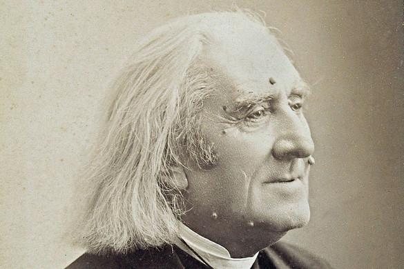 Lisztre emlékeznek a Zeneakadémián