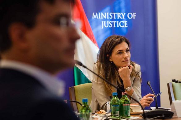 Varga Judit: Brüsszel elnyomásából sem kérünk