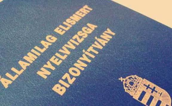 Minden diploma átvehető nyelvvizsga nélkül