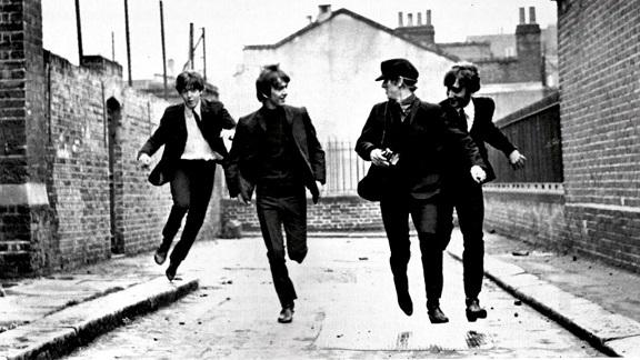 Beatles-filmfelvételt találtak meg egy kenyértartóban