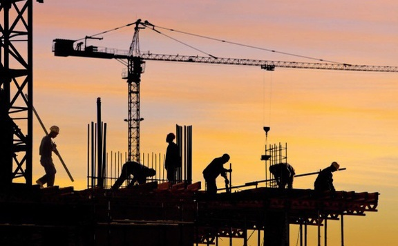 Nőtt az építőipari termelés augusztusban
